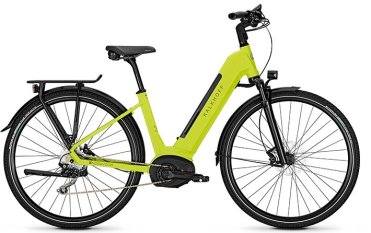 e-bike Kalhoff Endeavour MOVE B9 Trapez
